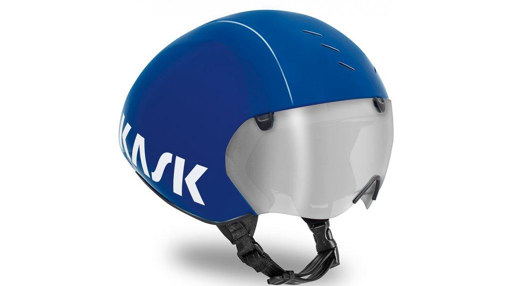 Kask Bambino Pro Zeitfahr-Helm Gr. M (55-58cm) blue