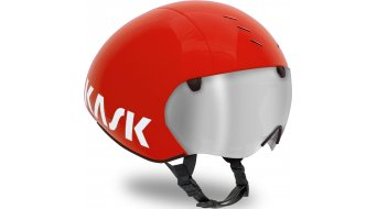 Kask Bambino Pro Zeitfahr-Helm Gr. M (55-58cm) red