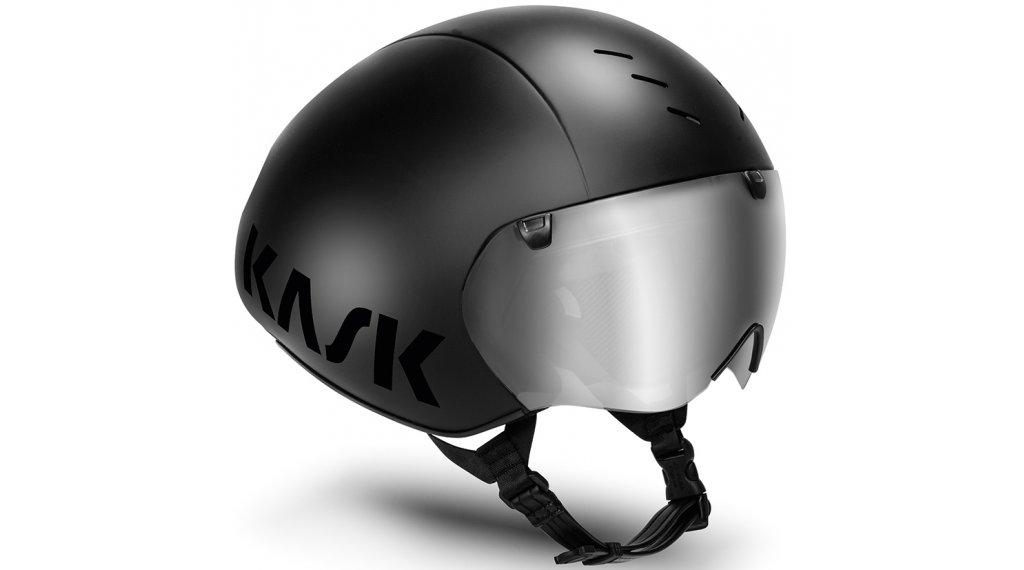 Kask Bambino Pro Zeitfahr-Helm Gr. M (55-58cm) black matt
