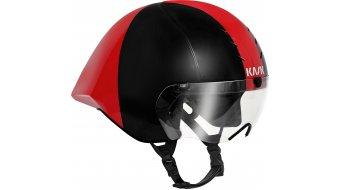 Kask Mistral Zeitfahr-Helm Gr. M (55-58cm) black/red