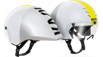 Kask Mistral Zeitfahr-Helm Gr. L (59-62cm) white/silver