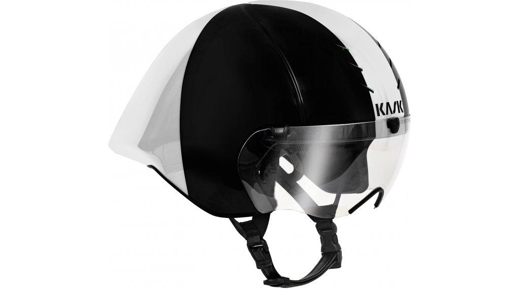 Kask Mistral Zeitfahr-Helm Gr. L (59-62cm) black/white