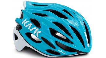 Kask Mojito X Rennrad-Helm Gr. M (52-58cm) light blue/white