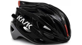 Kask Mojito X Rennrad-Helm Gr. M (52-58cm) black ash/red