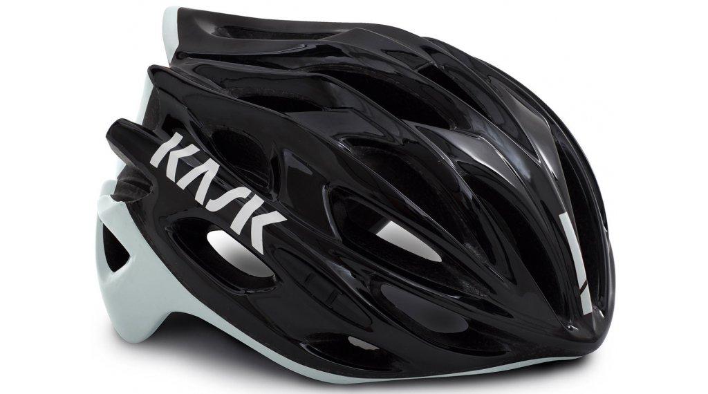 Kask Mojito X Rennrad-Helm Gr. L (59-62cm) black/white