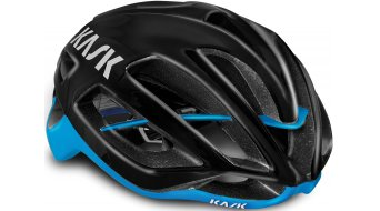 Kask Protone Rennrad-Helm Gr. L (59-62cm) black/light blue