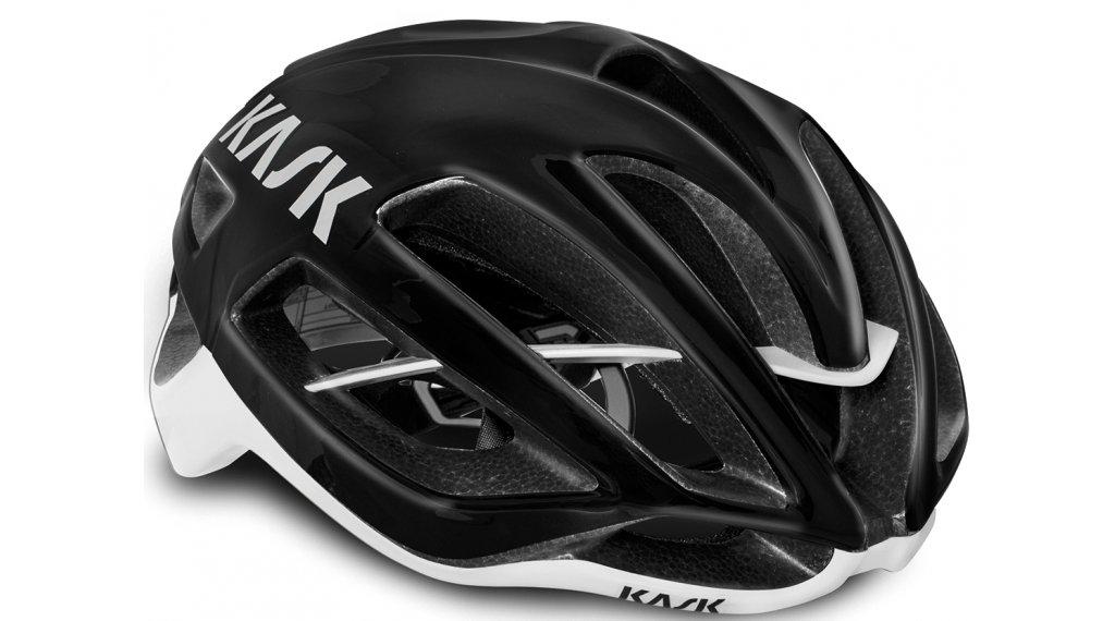 Kask Protone Rennrad-Helm Gr. M (52-58cm) black/white