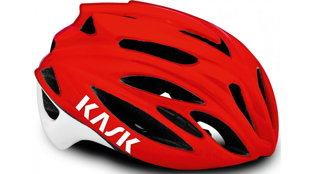 Kask Rapido Rennrad-Helm Gr. M (52-58cm) red