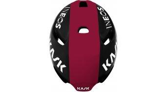 Kask Utopia Team INEOS Aero Rennrad-Helm Gr. S (50-56cm) black/bordeaux