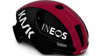 Kask Utopia Team INEOS Aero road bike- helmet black/bordeaux