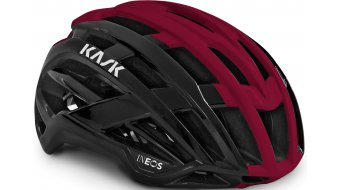 Kask Valegro Team INEOS bici carretera-casco Edition negro/bordeaux