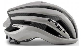 MET Trenta 3K Rennrad-Helm Gr. S (52-56cm) gray/matt glossy