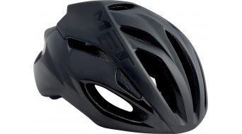 MET Rivale Rennrad-Helm Gr. M (54-58cm) black/matt glossy