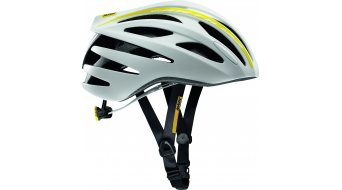 Mavic Aksium Elite Helm Damen white/colza yellow