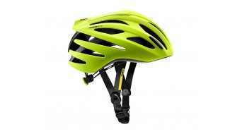 Mavic Aksium Elite road bike-/XC helmet men