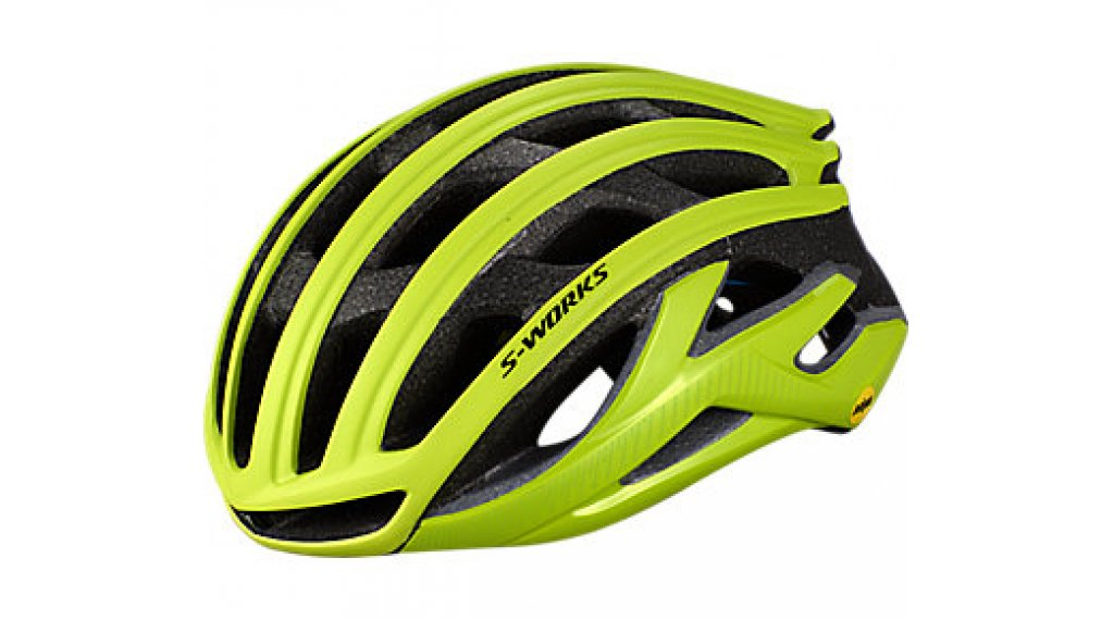 Specialized S-Works Prevail II ANGI MIPS bici carretera-casco tamaño S (51-56cm) hyper verde