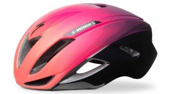 Specialized S-Works Evade II road bike-helmet acid lava/acid purple 2018