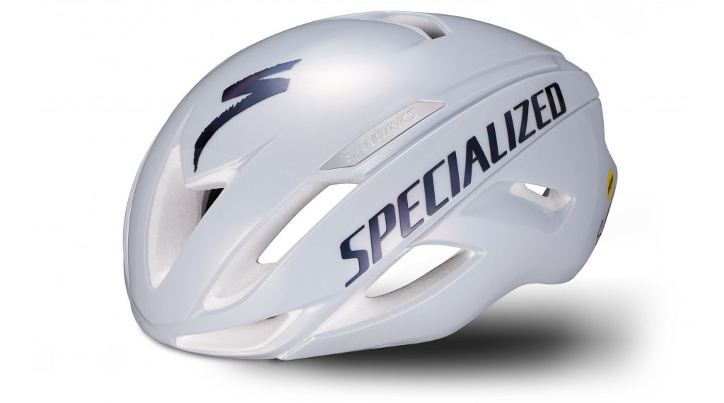 Specialized S-Works Evade II ANGI MIPS Rennrad-Helm LTD Sagan Kollektion Gr. M (54-60cm) overexposed