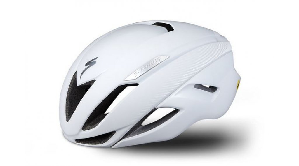 Specialized S-Works Evade II ANGI MIPS Rennrad-Helm Gr. L (59-63cm) white Mod. 2020