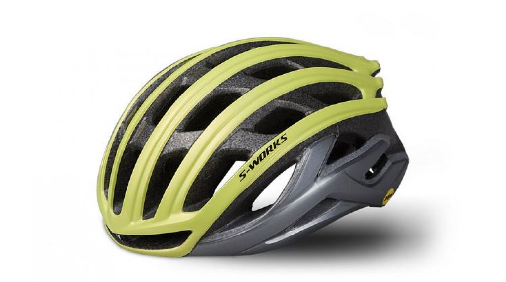 Specialized S-Works Prevail II ANGI MIPS Rennrad-Helm Gr. L (59-63cm) ion/charcoal Mod. 2020