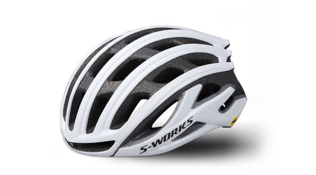 Specialized S-Works Prevail II ANGI MIPS road bike- helmet size L (59-63cm) white 2020