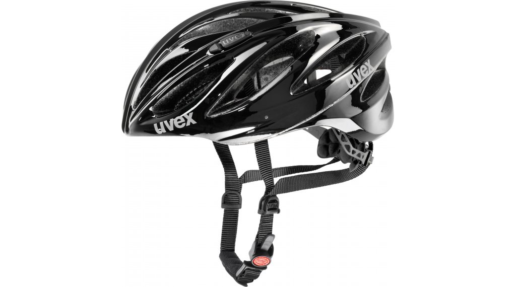 Uvex Boss Race Rennrad-Helm Gr. 52-56cm black