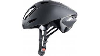 Uvex EDAero Road Helm Gr. 53-57cm black mat/black