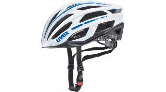 Uvex Race 5 Road casco tamaño 52-56cm blanco/azul/negro