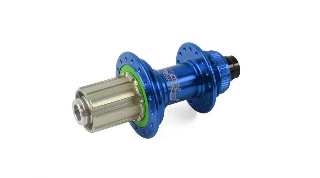 Hope RS4 Disc Centerlock Rennrad Hinterradnabe 12x135mm 24-Loch Sram XD-Freilauf blue