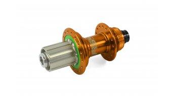 Hope RS4 Disc Centerlock Rennrad Hinterradnabe 12x135mm 24-Loch Sram XD-Freilauf orange