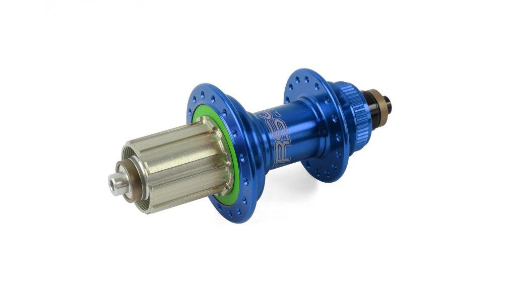 Hope RS4 Disc Centerlock Rennrad Hinterradnabe QR 5x135mm 24-Loch Sram XD-Freilauf blue