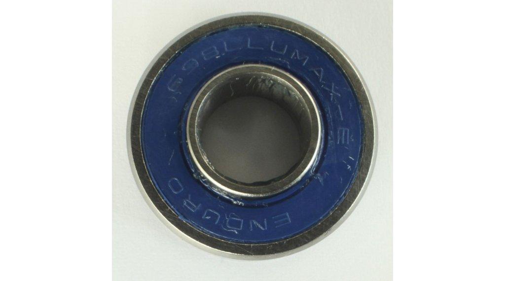 "Enduro Bearings 698 rodamiento de bolas 698 LLU ABEC 3 MAX-E 8x19x6/7,5"""
