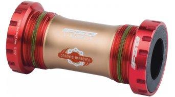 FSA MegaExo Ceramic Cartridge bottom bracket BB-8200 Road BSA 68mm red anodised