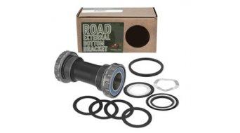 Wheels Manufacturing BSA ABEC3 bottom bracket Road 68mm for SRAM grey