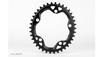 absolute Black N/W Cyclocross 椭圆的 牙盘 38 齿 5 孔 (110mm)