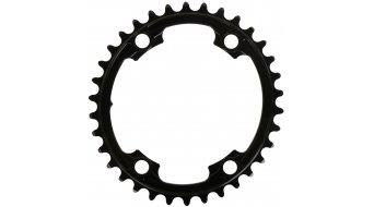 absolute Black premium 2x ovales vélo de course plateau dents 4-trous (110mm) pour Shimano pédaliern