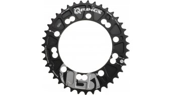 rotor Q-ring Road chain ring Shimano 2 speed 4x110 inner black