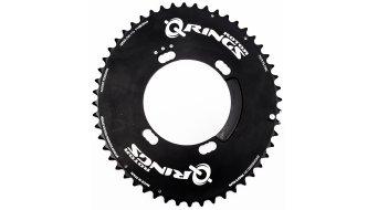 ROTOR Q-Ring Shimano Aero Kettenblatt 4-Loch (110mm) schwarz (außen)