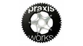 Praxis Works Time Trial Kettenblatt set 10-/11 velocità giro bulloni 130mm