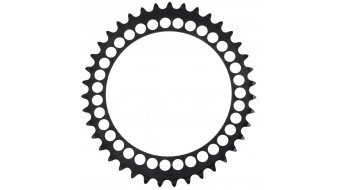 rotor Q-ring Road chain ring 2 speed 5x130 39T inner black
