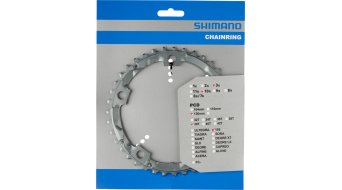Shimano 105 10 speed chain ring 39T silver FC-5603