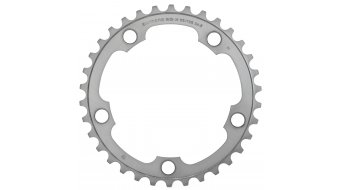 Shimano 105 10 speed chain ring 34T for compact- crank silver FC-5750