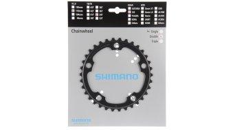 Shimano 105 10-velocidades plato 34T para Compact-biela negro(-a) FC-5750
