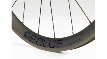 "Bontrager Aeolus Elite 35 TLR Disc 28"" Hinterrad 12x142mm Center Lock Shimano/SRAM 10/11-fach black"
