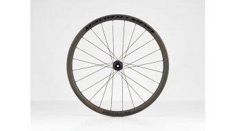 """Bontrager Aeolus Elite 35 TLR Disc 28"""" Rennrad Laufrad Center Lock black"""