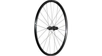 "Bontrager Paradigm Elite TLR Disc 28"" rueda trasera Clincher Center Lock 135/142x5mm 11-velocidades Shimano/SRAM-piñon libre negro/anthracite"