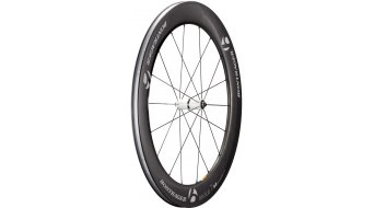 Bontrager Aeolus 7 D3 Rennradlaufrad Vorderrad Drahtreifen white