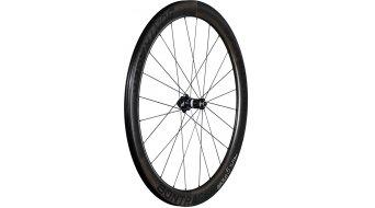 Bontrager Aeolus 5 Disc bici carretera rueda completa rueda delantera (5/15x100mm) Clincher TLR negro
