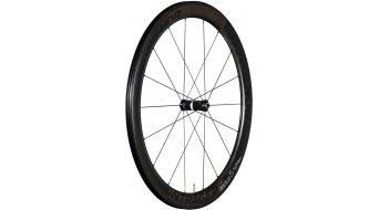 Bontrager Aeolus 5 Rennradlaufrad Drahtreifen Tubeless Ready black