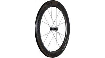 Bontrager Aeolus 7 Rennradlaufrad Drahtreifen Tubeless Ready black